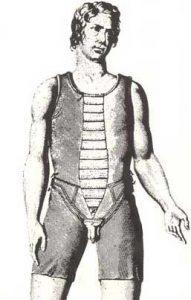 Gordel ter bestrijding van masturbatie (19e eeuw)